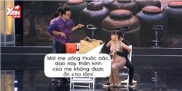 Mẹ chồng khó tính Chí Tài quậy con dâu Việt Hương choáng váng