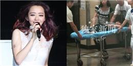 Diva Hoa ngữ nhập viện vì tai nạn nghiêm trọng trên sân khấu