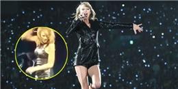Taylor Swift hốt hoảng vì bị fan cuồng tấn công