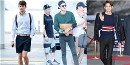 Mê mẩn những mĩ nam sở hữu thân hình tỉ lệ vàng của Kpop