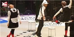 G.Dragon mặc váy  ăn thua đủ  ngay trên sân khấu