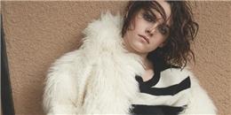 Kristen Stewart trần tình về gương mặt  khó ưa