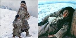 Ám ảnh lòng người trước bộ tranh 'Sầu Tây Tạng' đầy mê hoặc