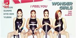 Sunmi kéo khóa quần, tiết lộ MV mới của Wonder Girls