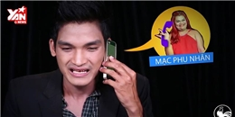 Á quân  Cười Xuyên Việt  trổ tài hài độc thoại cực hài hước