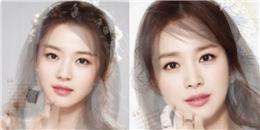 Bất ngờ với vẻ đẹp  pha trộn  của các nữ hoàng sắc đẹp xứ Hàn