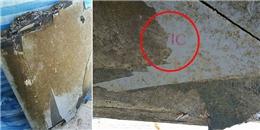 Xuất hiện thêm mảnh vỡ máy bay có khả năng là của MH370