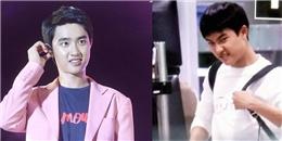 D.O. (EXO) bất ngờ phát tướng khiến fan lo lắng