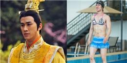 Vua trẻ  Lý Trị Đình gây sốc vì mặc bikini