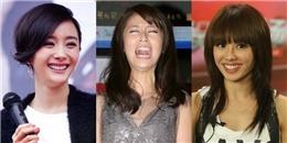 Khi mĩ nhân Hoa ngữ bị  dìm hàng  vì nụ cười  tẹt ga
