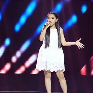 Cô bé xứ Huế khiến khán giả truyền hình ngây ngất