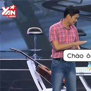 Thử thách bá đạo nhất của Hoài Linh dành cho robot