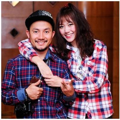 Hari Won khiến các F.A ghen tị với chuyện tình lâu năm của mình