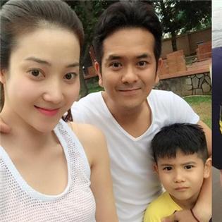 Dù đã li thân, Hùng Thuận vẫn tình tứ mừng sinh nhật vợ