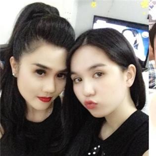 """Ngỡ ngàng với những cô chị gái """"xinh như mộng"""" của sao Việt"""