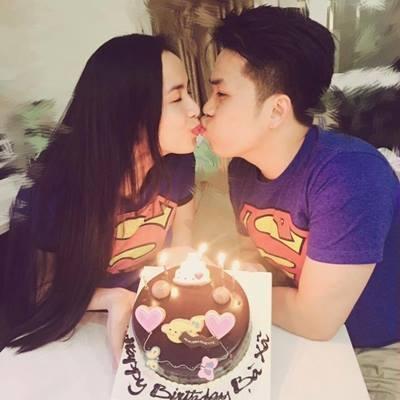 Diễm Hương, Khắc Việt đón sinh nhật với những cảm xúc khác nhau