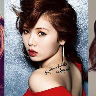 Nóng mắt với 10 hot girl quyến rũ nhất xứ Hàn