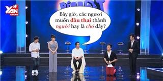 Cười thả ga xem  Diêm Vương  Trường Giang xét xử  tội dân  Trấn Thành