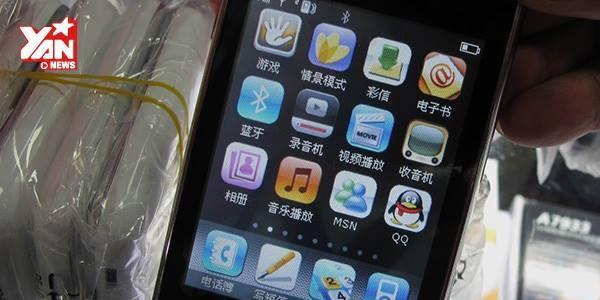 Ngỡ ngàng trước công nghệ làm iPhone giả
