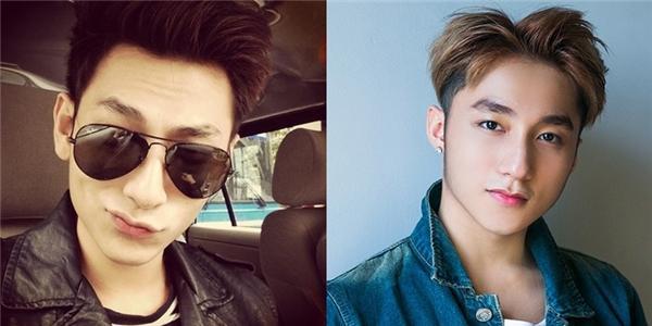 Những mĩ nam sở hữu đôi môi gợi cảm nhất showbiz Việt