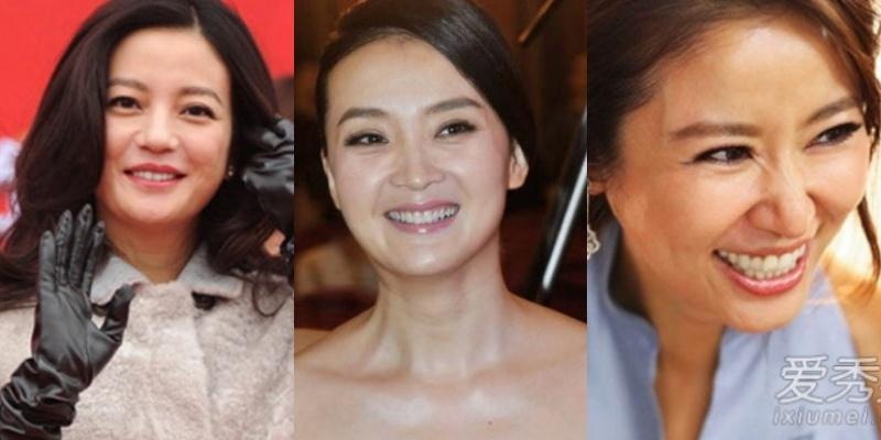 Nhan sắc  tuột dốc  của 5 sao nữ đẹp nhất Hoàn Châu cách cách