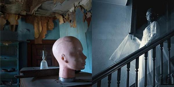 """Rùng rợn những ngôi nhà ma ám có thật khiến bạn """"dựng-tóc-gáy"""""""
