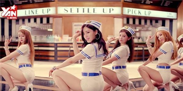T-ara trở lại Kpop bằng những vũ đạo  nóng nổ mắt