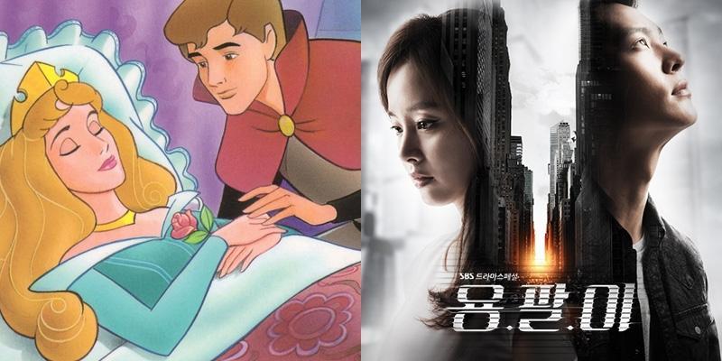 5 phim Hàn được lên ý tưởng từ truyện cổ tích