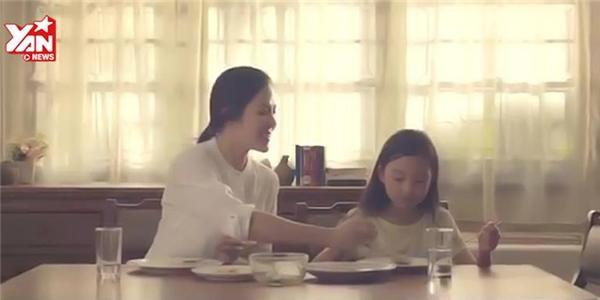 Rơi nước mắt vì tình mẫu tử trong đoạn phim ngắn của Thái Lan