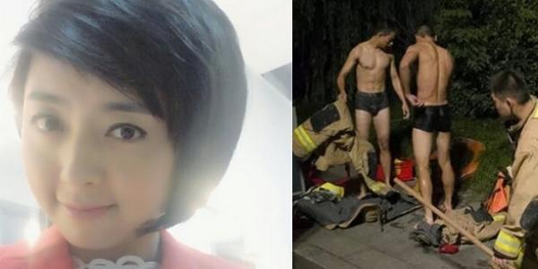 """MC xinh đẹp Trung Quốc chết đuối vì…""""giải quyết nỗi buồn"""""""