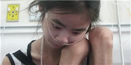 Bật khóc trước ước mơ trung thu của cô bé suy phổi