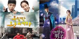 Loạt phim 'xuyên không' không thể bỏ lỡ của màn ảnh Hàn