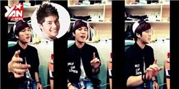 Hot boy Hàn Quốc cover 'Gạt đi nước mắt' cực hay