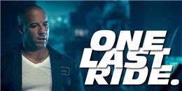 Fan tiếc nuối vì 'Fast and Furious' đi đến hồi kết
