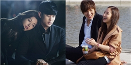 Những cặp đôi 'yêu nhau như thật' trên màn ảnh Hàn