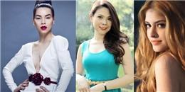 3 kiểu tình tay ba nực cười của showbiz Việt