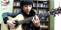 Thiên tài ghi-ta Hàn Quốc khiến cả thế giới sững sờ