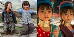 Đánh tan mọi ưu phiền bằng hình ảnh nụ cười tuyệt đẹp của trẻ thơ