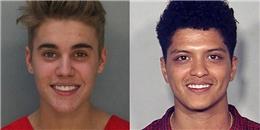"""Ngắm sao Hollywood """"hạnh phúc"""" khi chụp ảnh vào tù"""