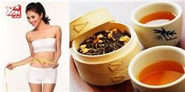 Nhũng loại trà giảm cân siêu tiết kiệm và cực tốt cho sức khoẻ