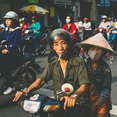 Có những người Sài Gòn đẹp rất bình dị...