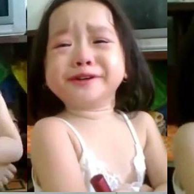 Bé gái  phân trần  với bố khiến cư dân mạng phì cười