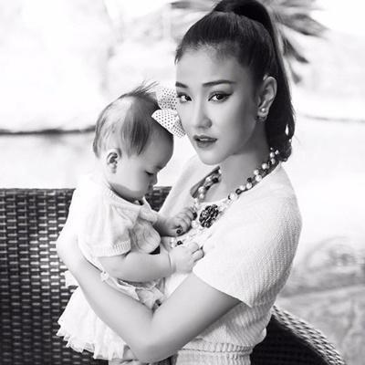 Mĩ nhân Việt ngày càng chuộng mốt âm thầm sinh con