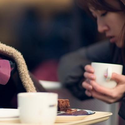 Đôi khi li cà phê chỉ là cái cớ để chúng ta gặp gỡ