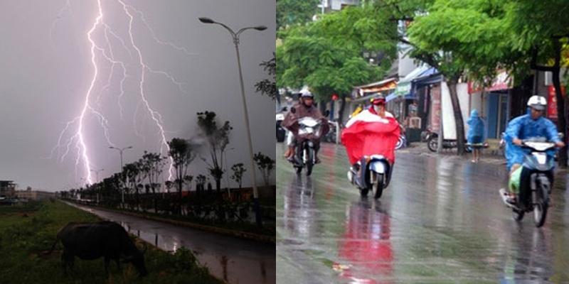 Những kinh nghiệm đi xe máy an toàn mùa mưa bão bạn cần biết