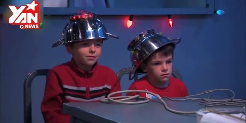 Chết cười với màn kiểm tra trẻ em bằng máy phát hiện nói dối