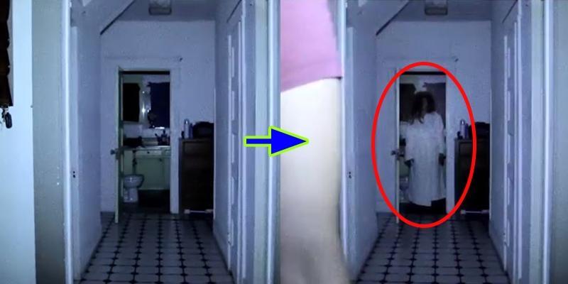 Rợn tóc gáy với phát hiện đặc biệt khi đặt camera trong nhà
