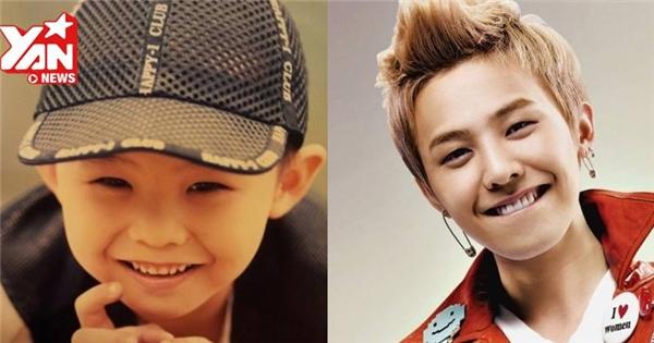 'Choáng' với phong thái ngôi sao của G-Dragon năm 7 tuổi