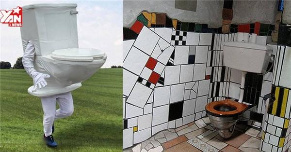 Nhà vệ sinh ở nước bạn có gì đặc biệt?
