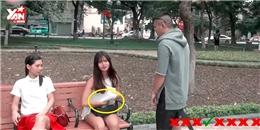 Chàng trai ở Hà Nội xin áo ngực phụ nữ và cái kết bất ngờ